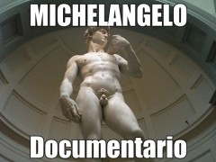 michelangelo documentario