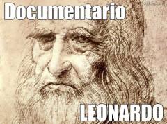 leonardo documentario