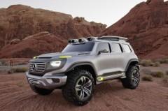 Mercedes Benz ecologica da fuoristrada Ener-G-Force per il 2025