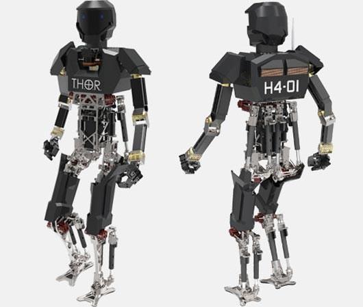 il robot della virginia tech
