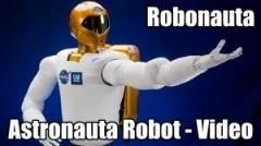 robonauta robot astronauta