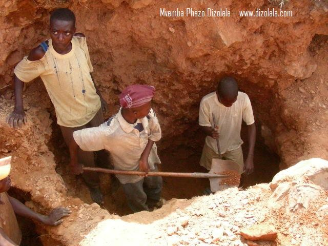 coltan miniera in congo