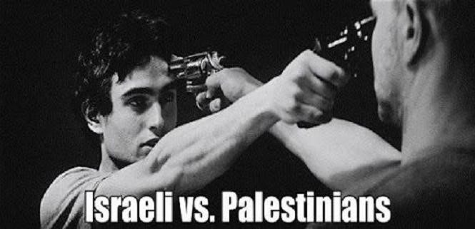 guerra israele palestina immagini