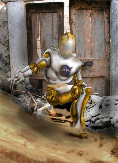 il robot della NASA