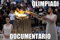 olimpiadi storia documentario