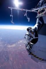 redbull stratos salto più alto di sempre