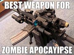 armi per zombie
