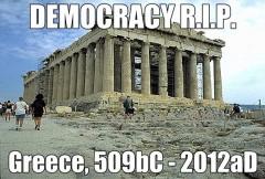 nascita e morte della democrazia