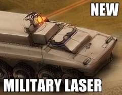 laser militare