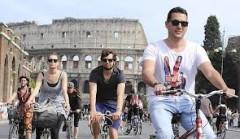 più biciclette che macchine in italia