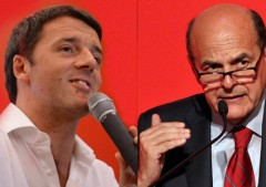 confronto bersani renzi video completo