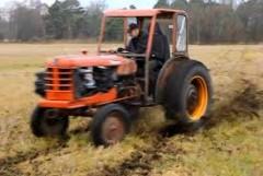 il trattore più veloce del mondo video