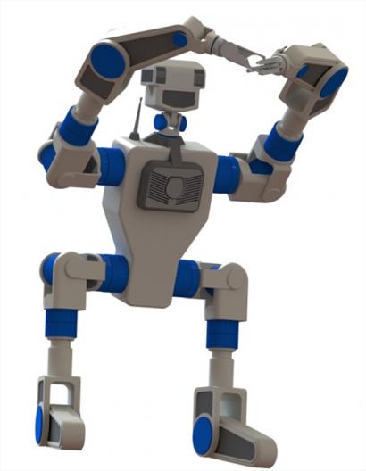 il robot dell'università di carnegie