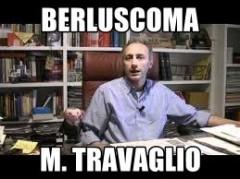 berluscoma - travaglio