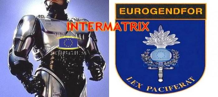 la polizia europea