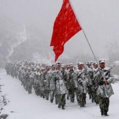 capacità militare cinese