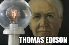 thoma edison - documentario