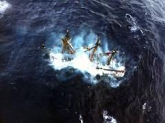 affondamento del bounty uragano sandy