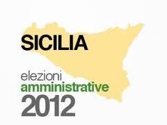 risultati elezioni sicilia 2012 amministrative