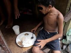 bambini usati come cavie umane
